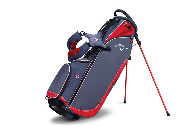 Callaway Golf Hyper-Lite 2 Double Stand Bag 2018