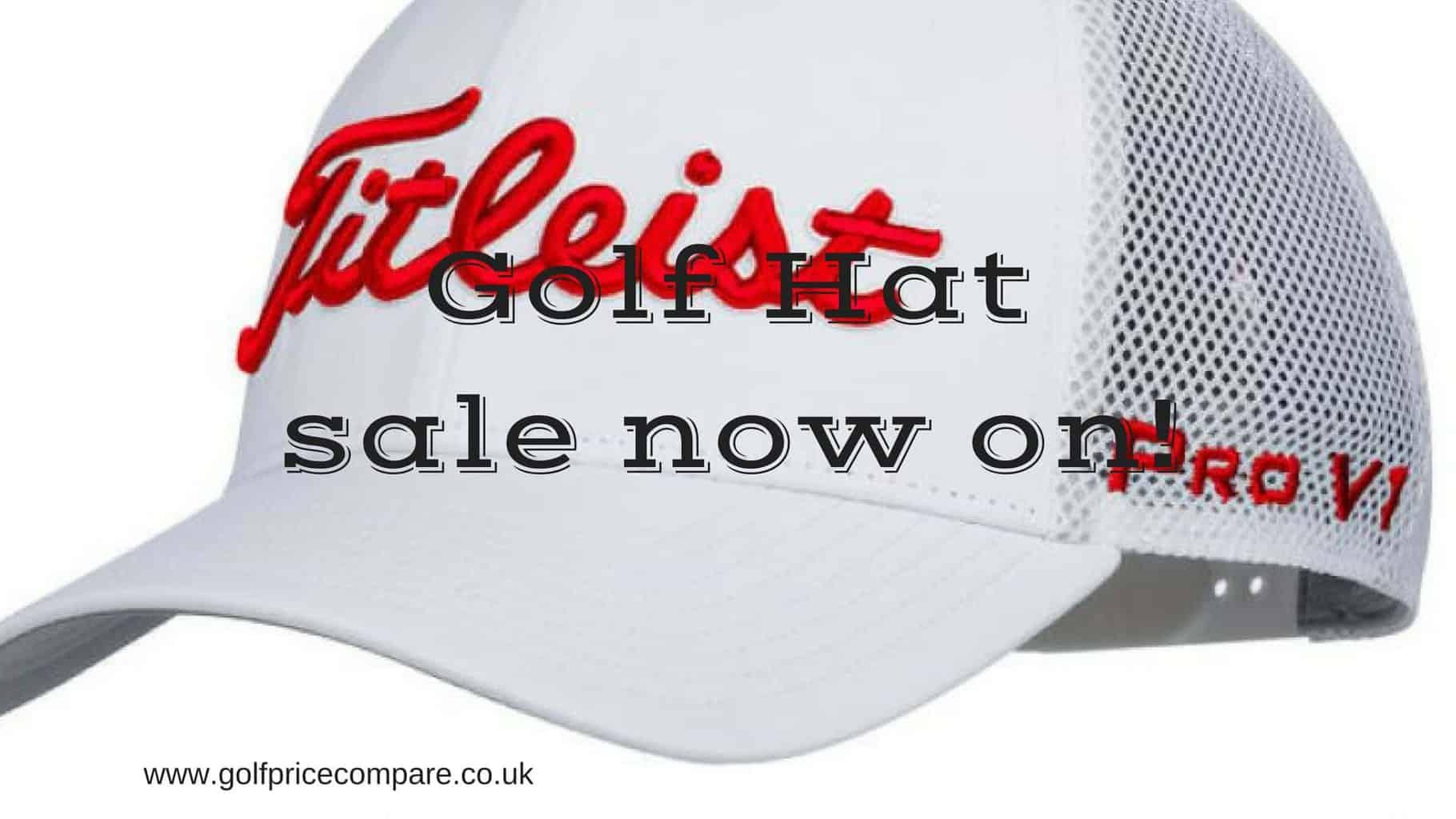 2de385b3d04 Golf Clothing clearance sale UK - Golf hat sale now on!