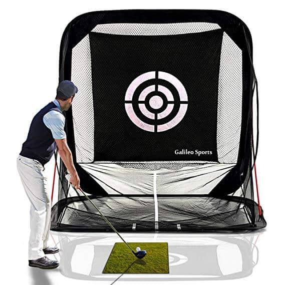 golf net review-Galileo