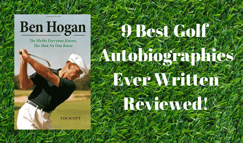 Best Golf Autobiographies