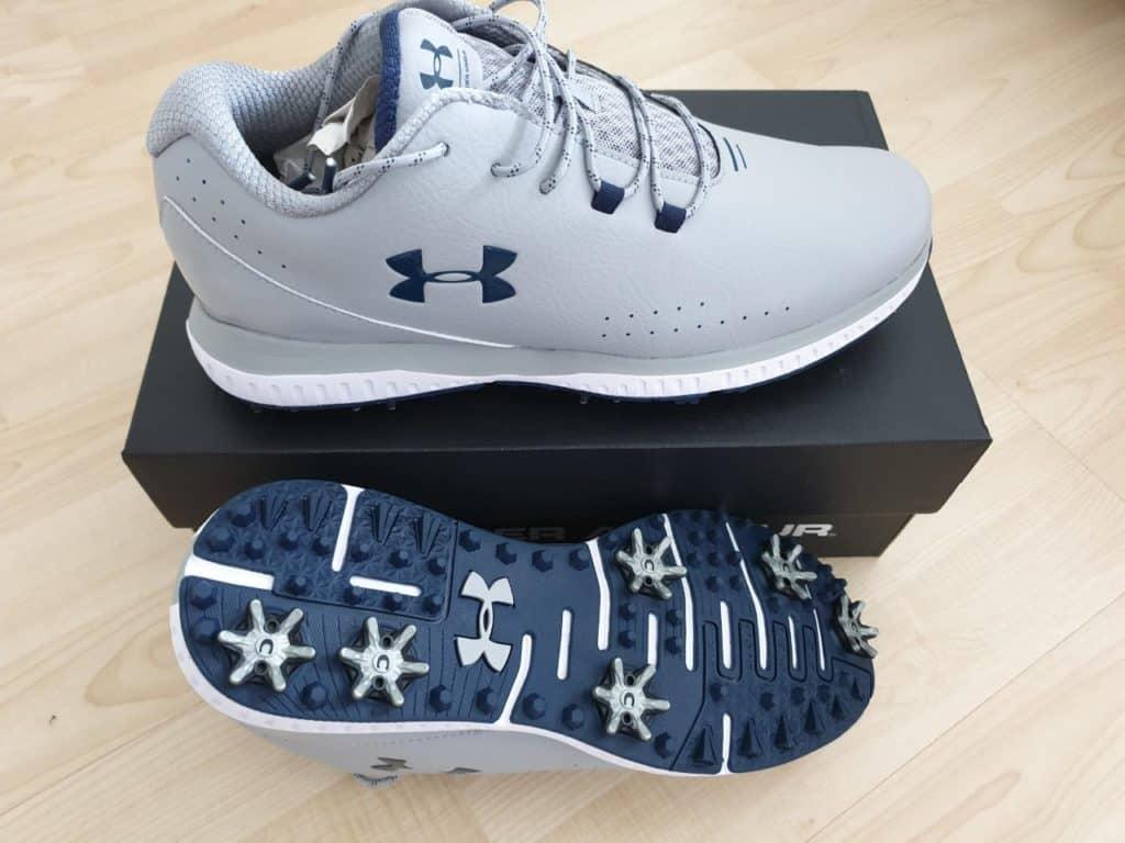 UnderArmour golf shoes