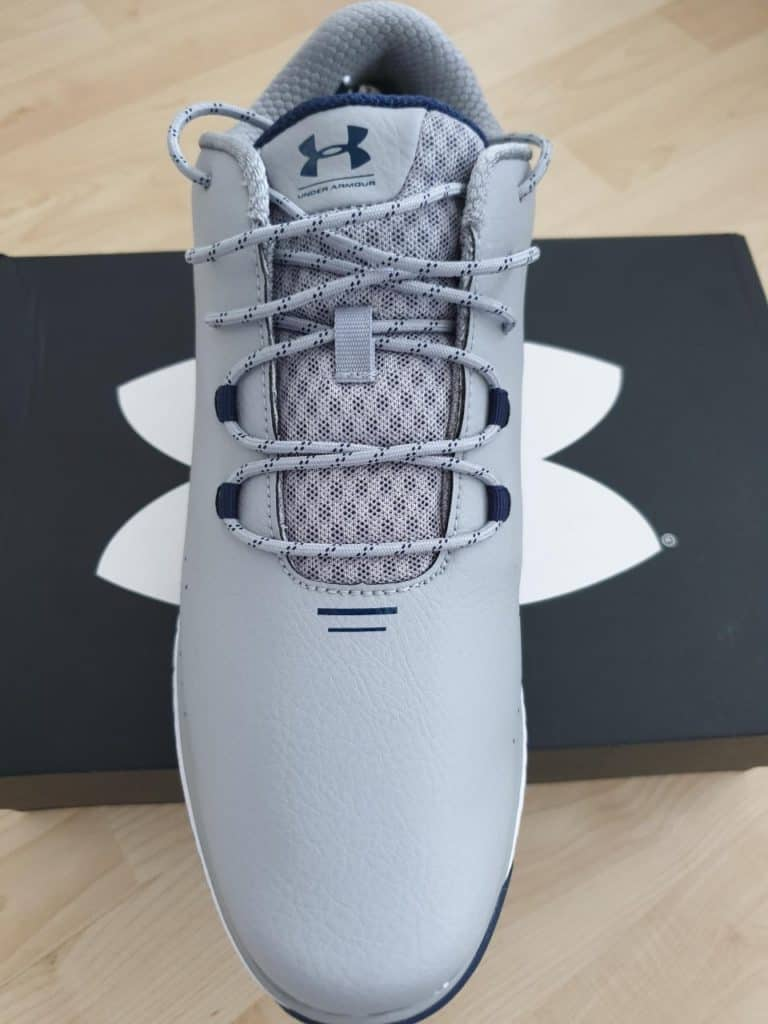 Under Armour golf shoe review. medal rst